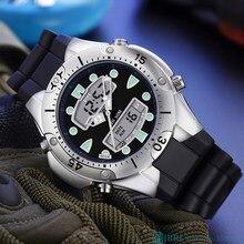 Top Sport Wrist Watch Men Watches Male Watch For Men Clock Outdoor Waterproof Wristwatch Dual Display Hours SANDA Brand #3009