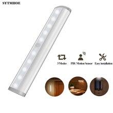 Led Closet Light Motion Sensor Pir Under Bed Light