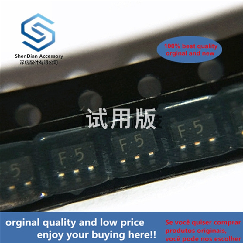 10pcs 100% Orginal New TC7ST04F Logic Gate IC SOT-153 SOT23-5