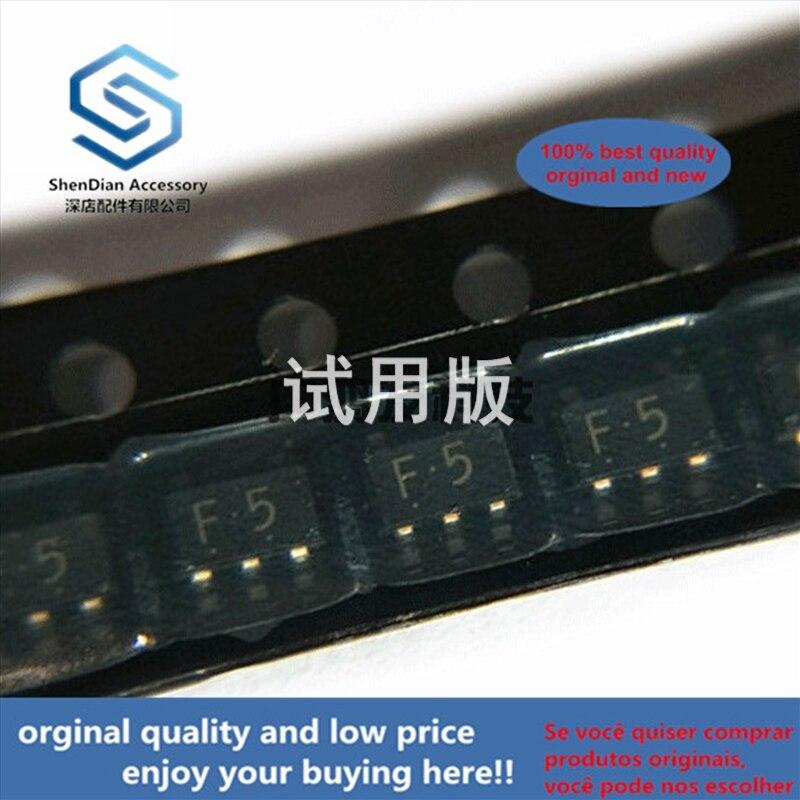 10pcs 100% Orginal New TC7ST04F Logic Gate IC SOT-153 SOT23-5