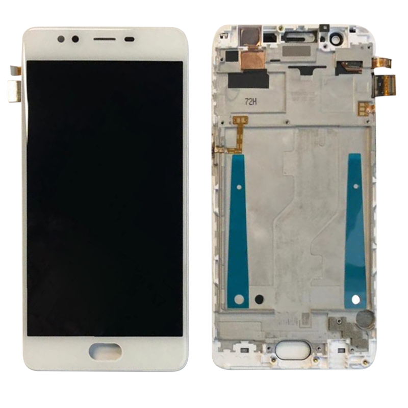 For ZTE Nubia M2 Lite NX573J LCD Display Digitizer Screen Touch Panel Glass Sensor Assembly + Tools(China)