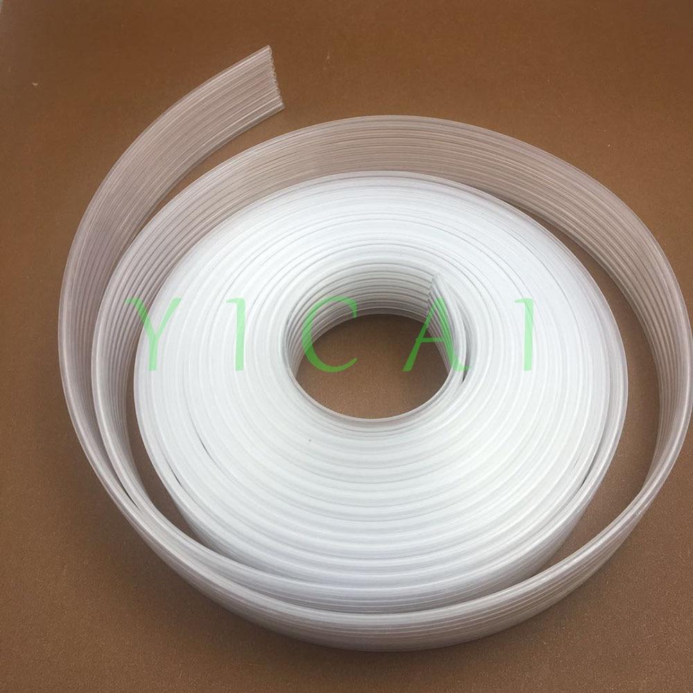 5M Solvent UV ink pipe hose for Mimaki jv33 jv5 Roland Mutoh printer DX4 DX5 DX7 5113 TX800 XP600 printhead tube tubing 8 lines(China)