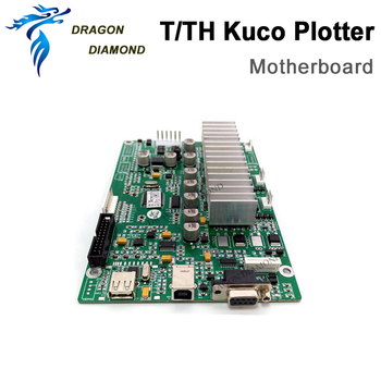 цена на KUCO/Teneth Custom Cutting Plotter MainBoard For T / TH series,Vinyle Cutter Connector Board About your machine Model