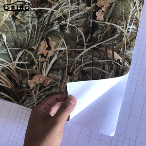 Image 5 - ORINO Film Für Verpackung Selbst adhesive Realtree Pistole Wrap Camo REALTREE Vinyl Film Mit Luftblase Frei Auto Aufkleber aufkleber