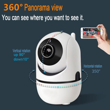 Wireless Ip Camera HD 1080/720P iCloud Intelligent Automatic Security Wifi Mini CCTV Indoor Outdoor