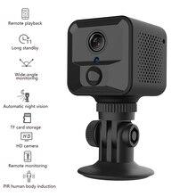 S9 Wireless Mini Surveillance IP Camera Photosensitive Induction Automatic Night Vision Long Standby Smart Camera Monitor