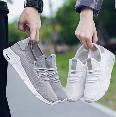 fashion Comfortable and breathable sneakers outdoor running fashion design for men women 1