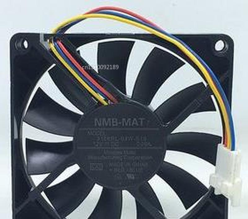 FOR 3106RL-04W-S19 8015 0.09A 12V 3 Line Projector Dedicated Fan Free Shipping