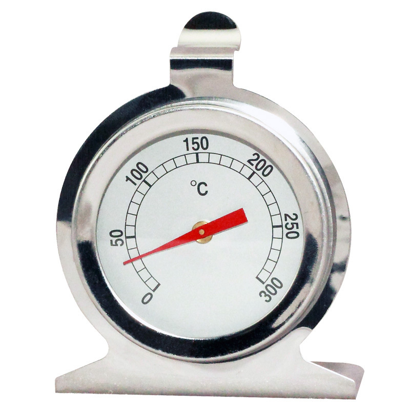 Stainless Steel Dial Oven Thermometer Grill Food Meat Adjustable Stand Up Hange Thermomer  Cooking Termometer Kitchen Home Tool