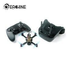 Eachine Novice-II 1-2S 2.5 Inch FPV Racing Drone RTF Fly more w/ WT8 2.4G Transm