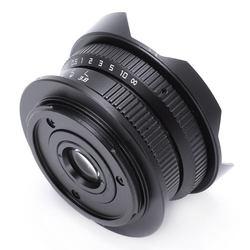8mm F3.8 Manual Wide Angle Fisheye Lens for Olympus  M43 MFT OMD EM5