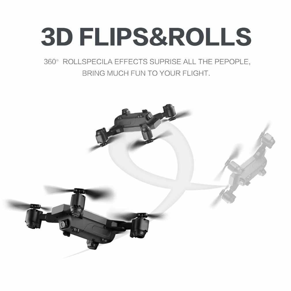 Smrc S20 foldabe 6 車軸ジャイロミニ wifi rc ドローンと広角 1080 1080p hd カメラ smrc S20 2.4 グラム高度ホールド rc quadcopter zx