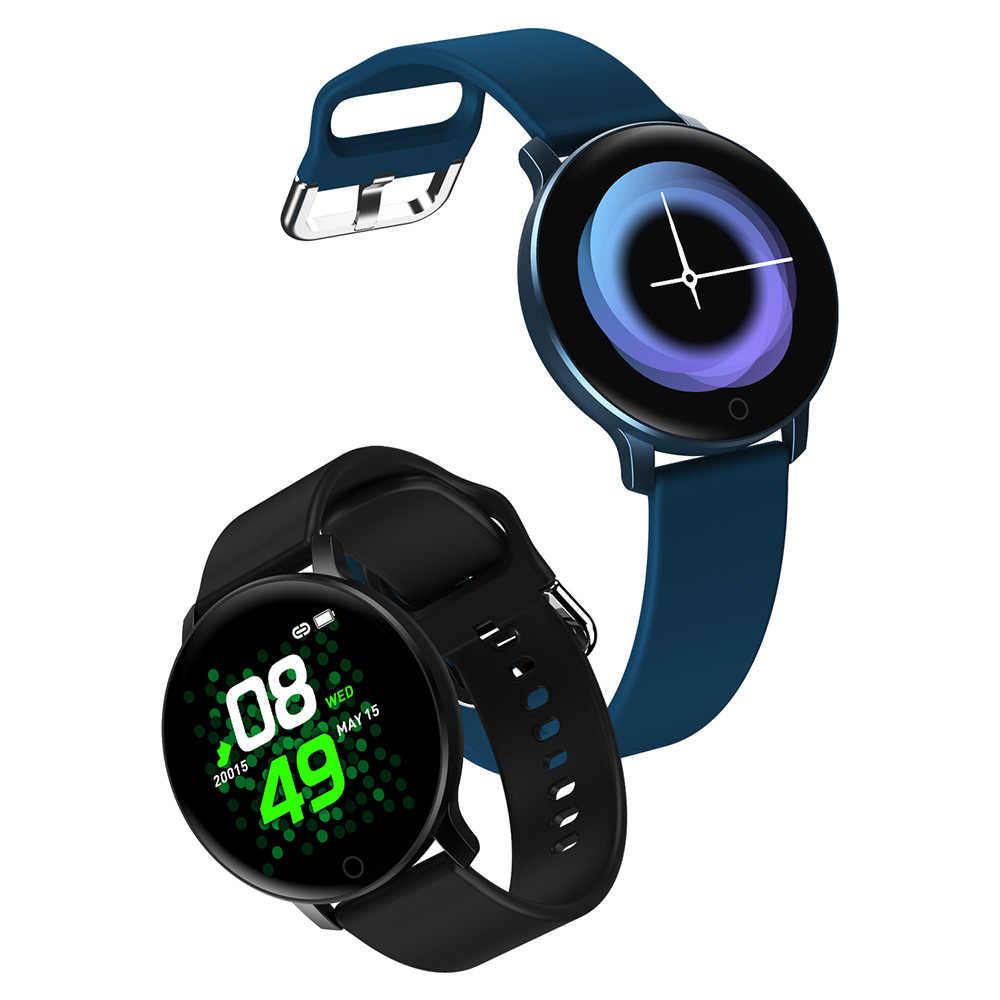 Bakeey X9 Автоматический монитор кровяного давления сердечного ритма ультра-легкий уникальный дизайн ремешка Смарт-часы 1,3 дюймов цветной экран фитнес