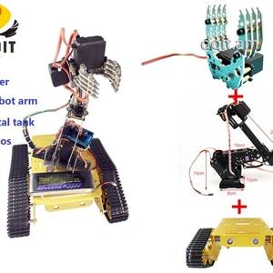 SZDOIT 7-Axis Steel Robot Arm