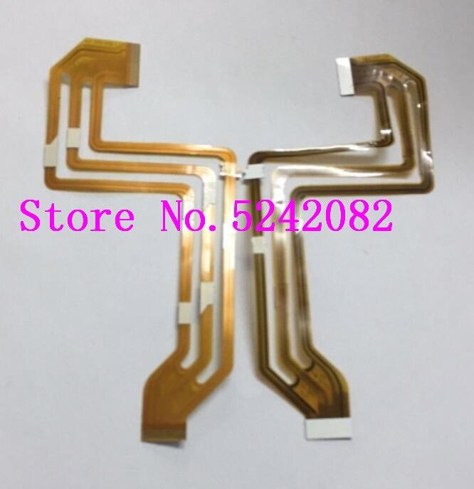 2 PCS/NEUE LCD Flex Kabel für SONY DCR SR30E SR40E SR60E SR80E DVD405E DVD805E Video Kamera Reparatur Teil-in Objektivteile aus Verbraucherelektronik bei