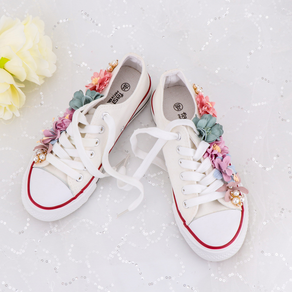 GIRLS DIAMANTE SEQUIN CANVAS SHOES CASUAL PUMPS SNEAKERS TRAINERS XMAS GIFTS