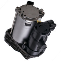 Air Ride Suspension Pump For Land Rover Discovery LR3 2005 2009 AMK Style Compressor LR0 23964 , LR0 45251 , RQG500090
