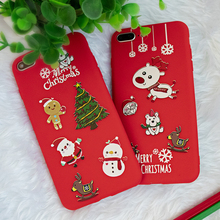 New Year Christmas Gifts Matte TPU Cover For Xiaomi Mi 9T Pr