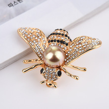2020 New Fashion Jewelry hijab pins Brooch Pin Dress coat Accessories gifts for women enamel pin Crystal brooches for women pins fashion bird brooches colorful enamel rhinestone crystal for women trend bird brooch pins jewelry accessory wedding bride
