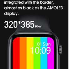 40mm 44mm W26 W36 Smart Watch W56 Watch 6 ECG W26 Pro SmartWatch 1.75 inch Screen For Android phone Heart Rate Blood Pressure