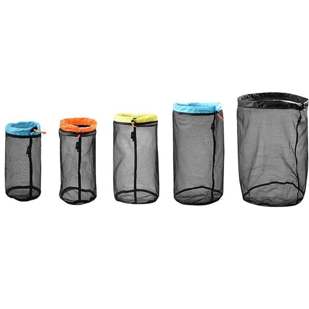 Large Compression Bag Stuff Sack Outdoor Camping Clothes Sleeping Bag Storage