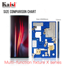 K-19301 Kaisi Tool Parts Multi-function IC Fixer X Series Suitable For Mobile Phone Motherboard