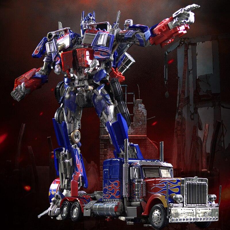 Weijiang W8606 jouets de Transformation mpm04 op Optims Swordsman jouets pour enfants Optimus Prime Collection de jouets Optimus Prime