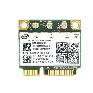 Dual band 450Mbps 633ANHMW Mini PCI-E Wireless Wifi Network Card for Intel 6300 6300AGN 60Y3233 for Lenovo X230 X220 T410 T420