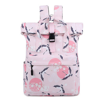 15.6 Laptop Backpack Women School Bags for Teenage Girls Preppy Style Large Capacity Back Pack Rucksack Youth Bagpack 2020 forudesigns fruit pineapple large capacity backpack women preppy school students for teenagers travel bags girls laptop mochila