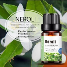 Pure Natural Neroli Aromatherapy Essential Oils Anti-stress