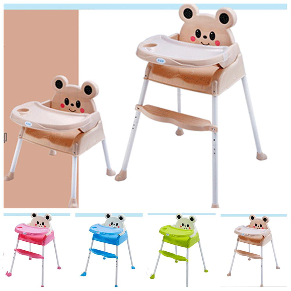 Kidlove 4-in-1 Infant Multi-function Baby Dining Chair Foldable Portable Baby Chair Seat