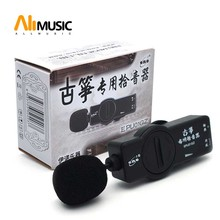 ENO GUZHENG микрофон пикап с регулятором громкости черный