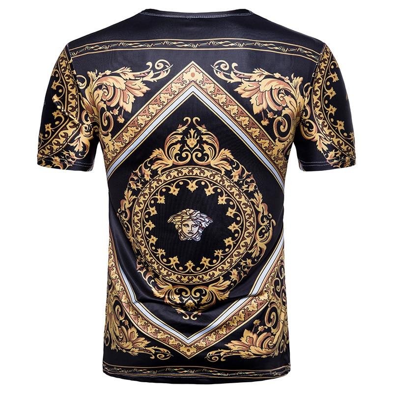 2020 T-shirt Camouflage Shirt T-shirt Men's Fitness New 3d Printing Summer Shirt Tee Anime Clothes Short Sleeve
