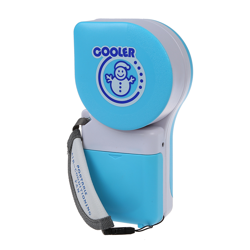 EAS Portable Small Fan & Mini Air Conditioner Handy Cooler Speed Adjustable|Fans| |  - title=
