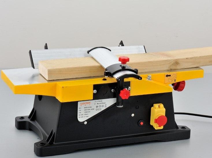 Wielofunkcyjna strugarka do obróbki drewna stołowa strugarka do obróbki drewna elektryczna strugarka stołowa
