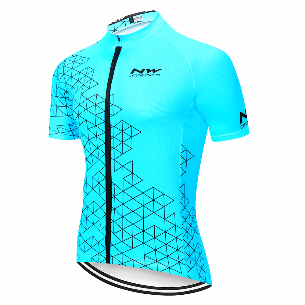 Morvelo 2019 Men Summer Clothing cycling Clothes kits short sleeve bib shorts
