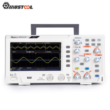 MUSTOOL MDS2112P Dual Channel Digital Storage Oscilloscope With 100MHz Bandwidth 1GS/s Sampling Rate 7 inch TFT Color Screen