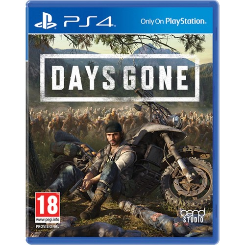 Дни прошли игру PS4