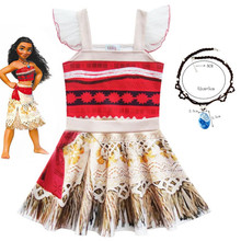 Cosplay-Costume Clothing Soft-Sling Necklace Princess-Dress Girls Kids for Sleeveless