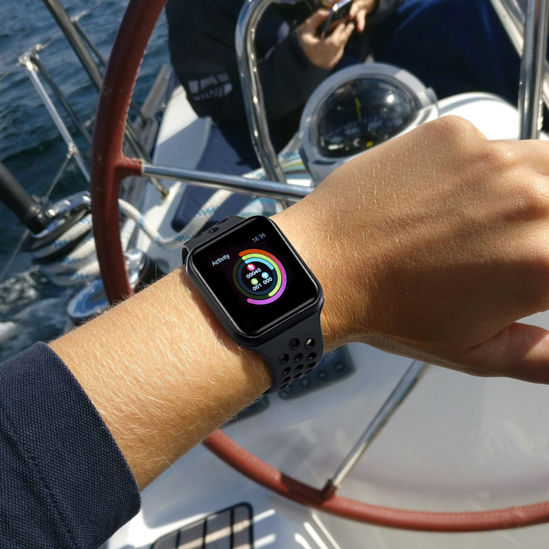 2020 Smart Watch Women Men Fashion Smartwatch For Android IOS Electronics Sport Wrist Watch Fitness Tracker Heart Rate Clocks