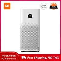 Xiaomi-purificador de aire Mijia Mi 3H, esterilizador con formaldehído, limpieza inteligente, filtro Hepa para el hogar, aplicación inteligente WIFI