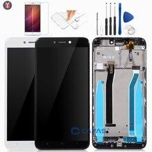 Ban Đầu Cho Xiaomi Redmi 4X Màn Hình Hiển Thị LCD + KHUNG 10 Điểm Màn Hình Cảm Ứng Redmi 4X Pro Bộ Số Hóa Thay Thế Dự Phòng các Bộ Phận