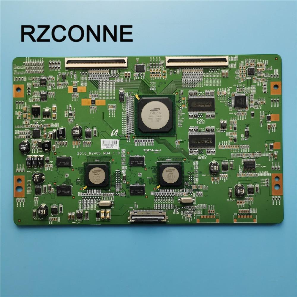 T-con Board For Samsung  UA55C7000 Logic Board 2010_R240S_MB4_1.0 Screen LTF550HQ02