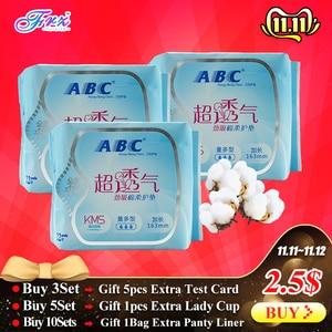 ABC Sanitary Napkin Panty liner Women He