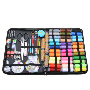 200pcs/set Sewing Kit Sewing Accessories Sewing Thread Sewing Needles Tool Kit Portable Sewing Box Kitting Needles Kits фото