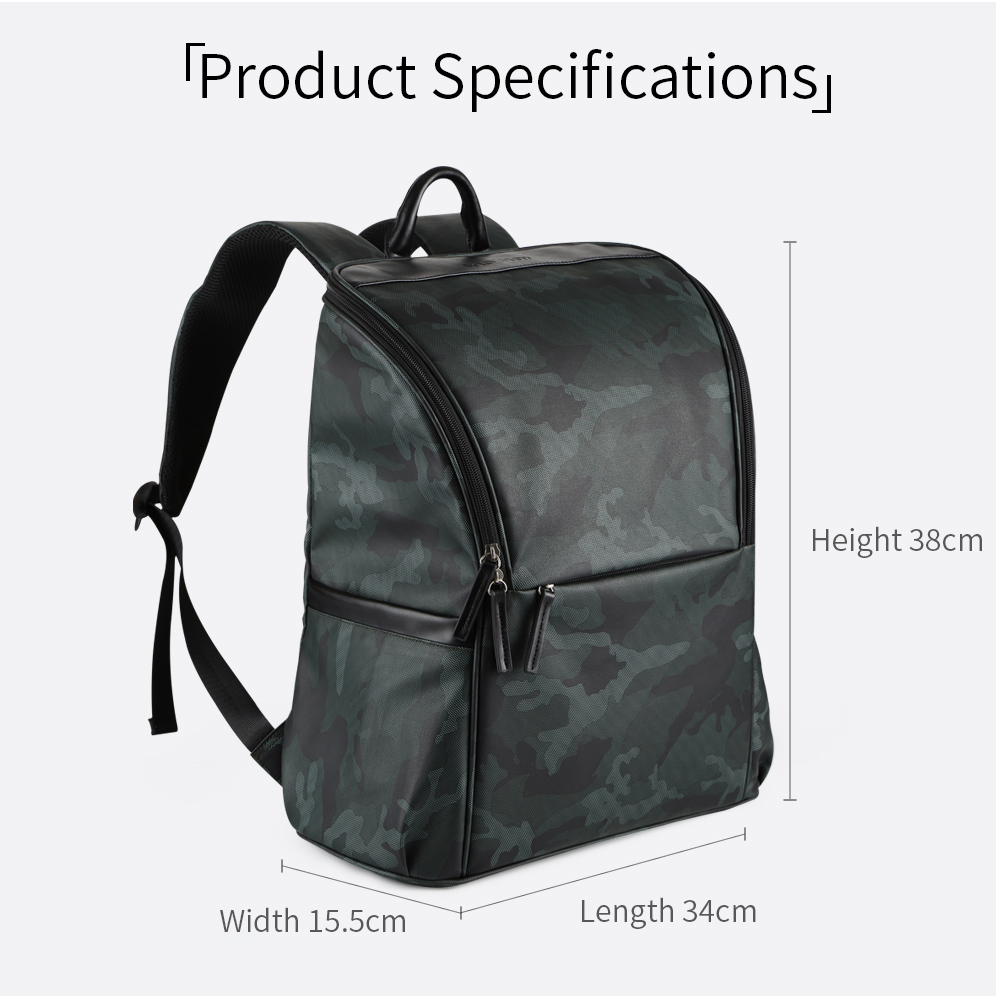 Camouflage mommy diaper bag backpack Large capacity waterproof maternity mummy nappy bag mother travel backpack baby care