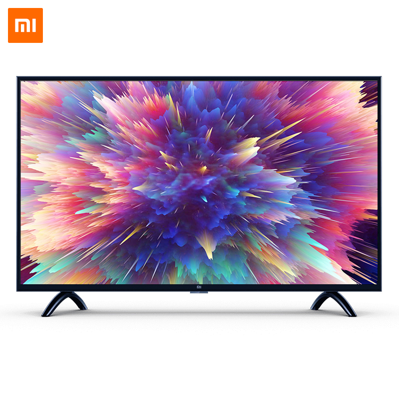 Xiaomi TV smart television 4A 32 inches 1.5G+8G storage support miracast DVB T2+C/S2 intellgent LED television|Smart TV|   - AliExpress