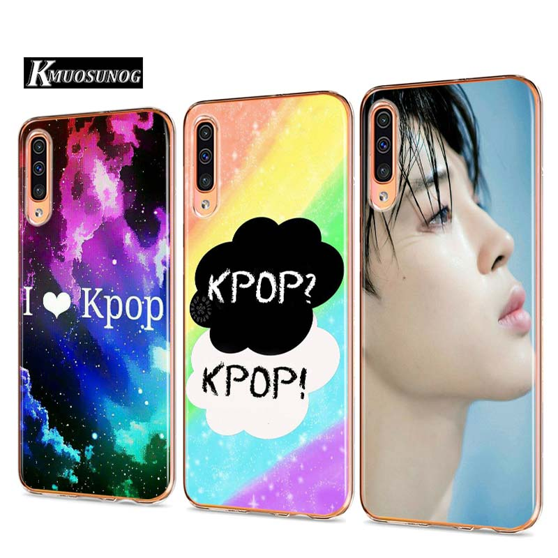 I love <font><b>kpop</b></font> forever Style for <font><b>Samsung</b></font> Galaxy A90 A80 A70S A60S A50 A50S A40 A30S A20E A2Core A10 Phone <font><b>Case</b></font> image