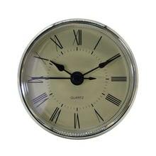 Новые классические часы ремесла кварцевый механизм круглый 276