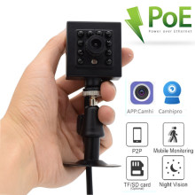 Poe 5mp Camera Ir Mini Ip Kamera 2mp 3mp 4mp 48v 940nm Night Vision Surveillance Onvif P2p Network For Car&Vehicle Fleet Camhi